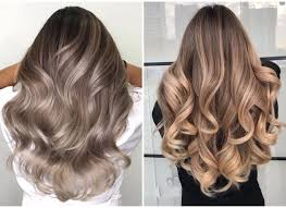 Окрашивание Волос техники
