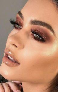 Модные и актуальные идеи вечернего макияжа