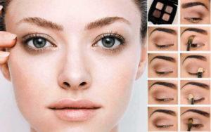 Естественный макияж глаз: тонкости и типичные ошибки