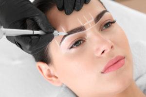 Как сходит татуаж бровей: сроки, последствия и осложнения после процедуры