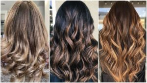 Модные виды окрашивания волос 2020