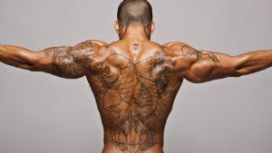 цена татуировки