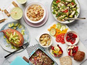 Варианты обеда при правильном питании простые, вкусные и недорогие!