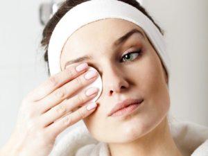 уход за кожей глаз после 30 лет