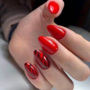 Элегантный дизайн ногтей: новинки сезона для офиса и вечеринки