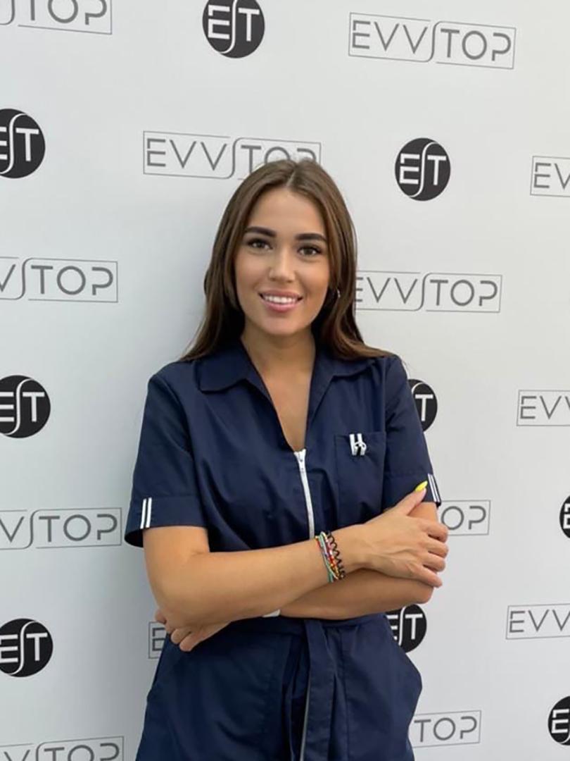 Ольга мастер перманентного макияжа эвитоп